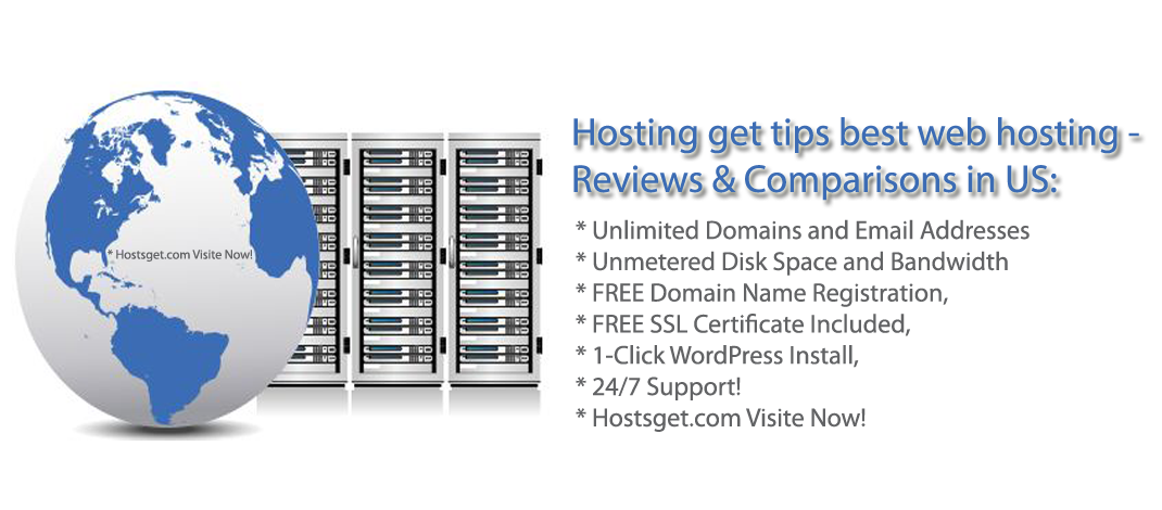 Web Hosting domain company in US